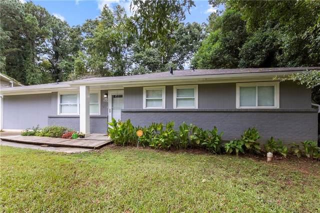 1937 Glenmar Drive, Decatur, GA 30032 (MLS #6956782) :: Path & Post Real Estate