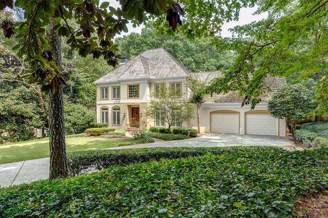 15 Old Maryland Chase, Sandy Springs, GA 30327 (MLS #6956816) :: Maria Sims Group