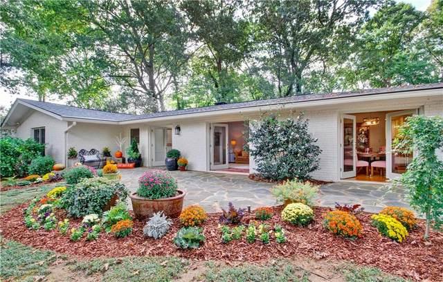 355 Franklin Road, Sandy Springs, GA 30342 (MLS #6956818) :: Tonda Booker Real Estate Sales
