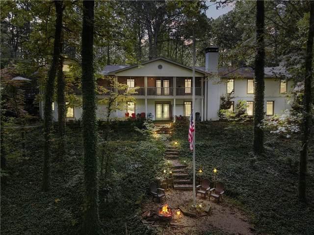 421 Upper Mill Creek Lane, Canton, GA 30115 (MLS #6956825) :: Kennesaw Life Real Estate