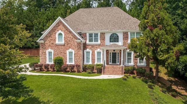 5407 Herron Drive SW, Atlanta, GA 30349 (MLS #6956843) :: North Atlanta Home Team