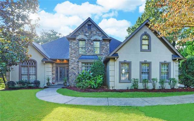 3401 Banks Mountain Drive, Gainesville, GA 30506 (MLS #6956853) :: RE/MAX One Stop