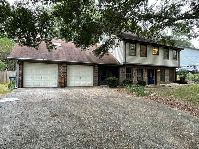 1570 Oakfield Lane, Roswell, GA 30075 (MLS #6956855) :: Path & Post Real Estate