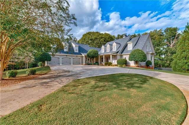 476 Summit Overlook Drive, Dawsonville, GA 30534 (MLS #6956868) :: Tonda Booker Real Estate Sales