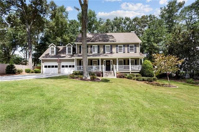 197 Lantern Ridge Court, Alpharetta, GA 30009 (MLS #6956881) :: North Atlanta Home Team