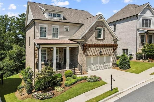 2441 Ellard Terrace, Smyrna, GA 30080 (MLS #6956897) :: Lantern Real Estate Group