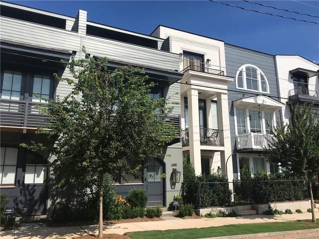 702 Eustace Street SE #31, Atlanta, GA 30315 (MLS #6956924) :: Dillard and Company Realty Group