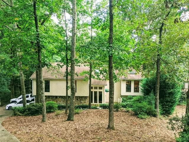 8498 Colony Club Drive, Johns Creek, GA 30022 (MLS #6956927) :: Dawn & Amy Real Estate Team