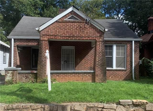 1092 Metropolitan Parkway SW, Atlanta, GA 30310 (MLS #6956935) :: Dawn & Amy Real Estate Team