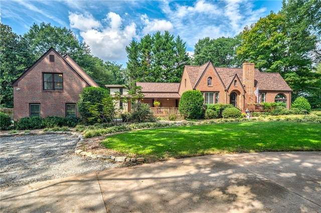 4162 Bancroft Circle, Tucker, GA 30084 (MLS #6956939) :: Tonda Booker Real Estate Sales