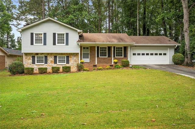 2921 Haverford Lane SE, Marietta, GA 30067 (MLS #6956942) :: Path & Post Real Estate