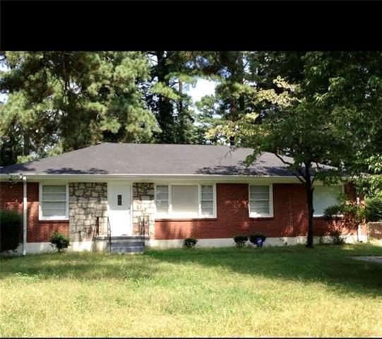 4226 Lamar Street, Decatur, GA 30035 (MLS #6956946) :: Lantern Real Estate Group