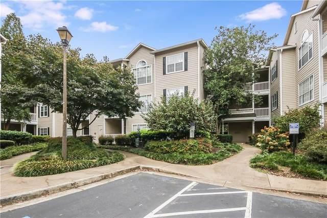 1250 Parkwood Circle SE #2001, Atlanta, GA 30339 (MLS #6956993) :: Path & Post Real Estate