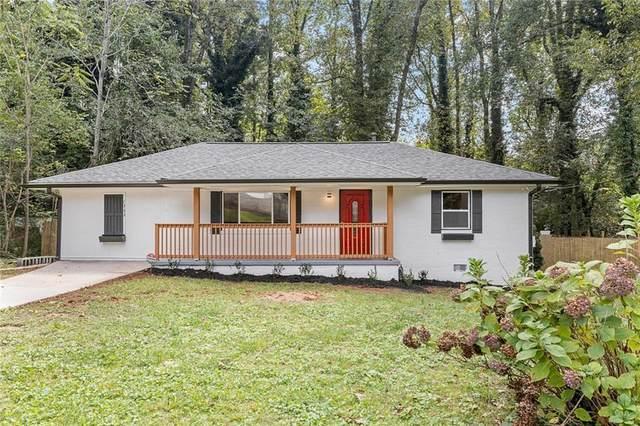 1333 Black Oak Drive SE, Atlanta, GA 30316 (MLS #6957000) :: Maximum One Partners