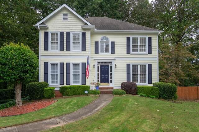 520 Summer Terrace, Woodstock, GA 30189 (MLS #6957010) :: North Atlanta Home Team