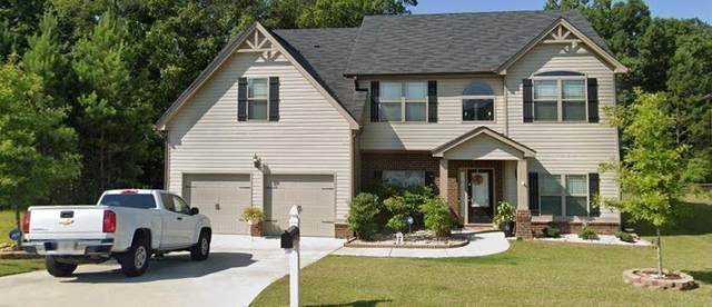 2498 Garnet Avenue, Riverdale, GA 30296 (MLS #6957013) :: North Atlanta Home Team