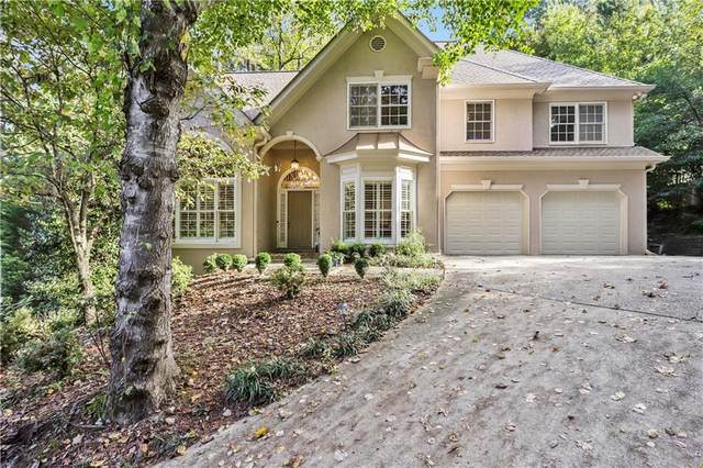 4926 Chapel Crossing, Douglasville, GA 30135 (MLS #6957024) :: Lantern Real Estate Group