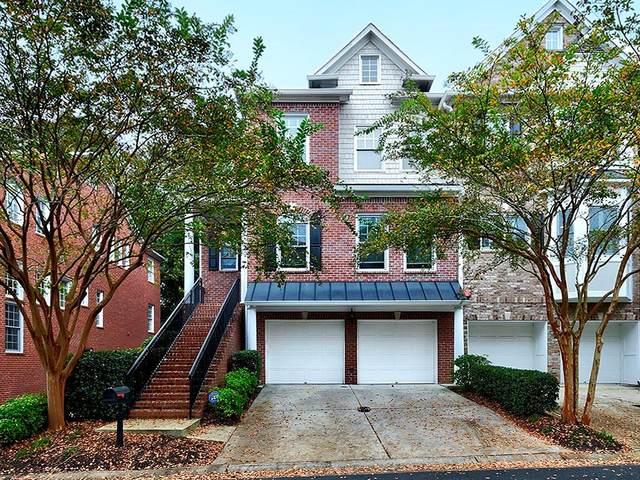5867 Riverstone Circle #17, Atlanta, GA 30339 (MLS #6957025) :: AlpharettaZen Expert Home Advisors