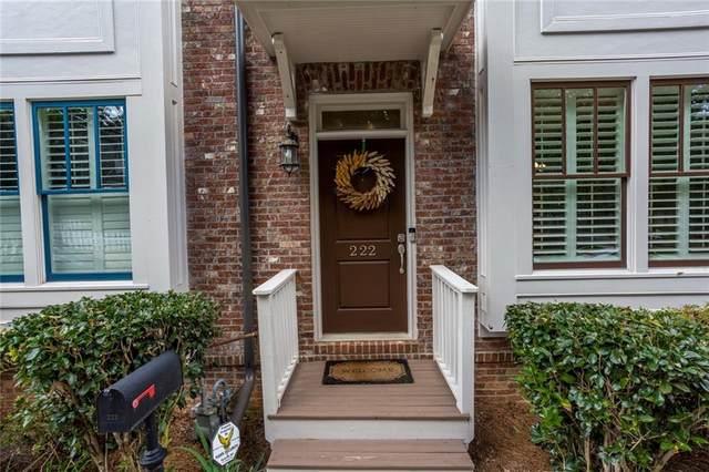 222 Marion Place NE, Atlanta, GA 30307 (MLS #6957036) :: North Atlanta Home Team