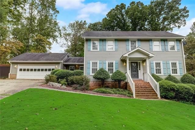 163 Carriage Trace, Marietta, GA 30068 (MLS #6957058) :: Path & Post Real Estate