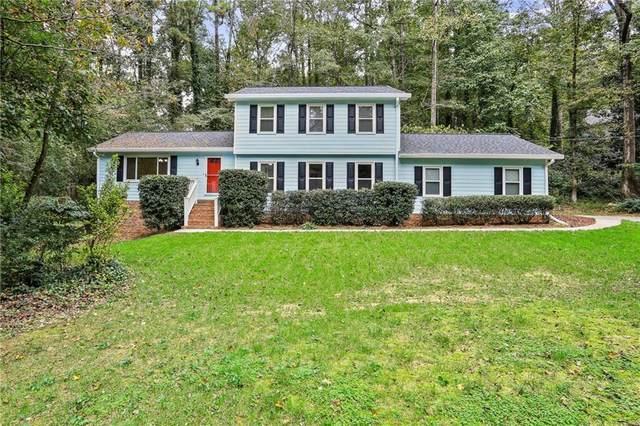 2917 Swarthmore Drive, Lawrenceville, GA 30044 (MLS #6957073) :: North Atlanta Home Team