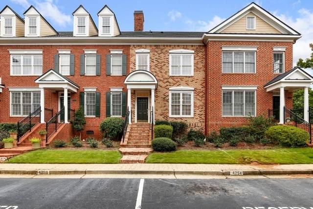 4752 Ivy Ridge Drive SE, Smyrna, GA 30339 (MLS #6957076) :: North Atlanta Home Team