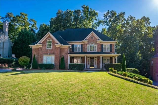 5160 Deerlake Drive, Alpharetta, GA 30005 (MLS #6957078) :: North Atlanta Home Team