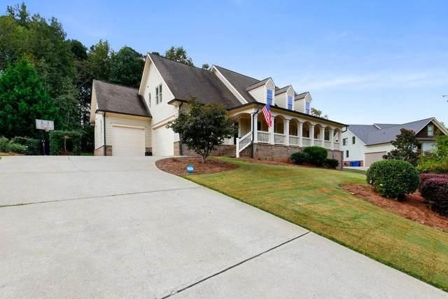 207 Arbor Green Run, Alpharetta, GA 30004 (MLS #6957079) :: Path & Post Real Estate