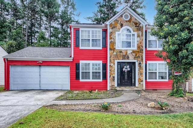 2350 Burdett Ridge Drive, Atlanta, GA 30349 (MLS #6957082) :: North Atlanta Home Team