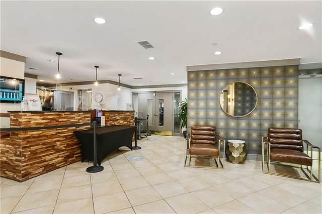 1101 Juniper Street NE #823, Atlanta, GA 30309 (MLS #6957085) :: Maria Sims Group