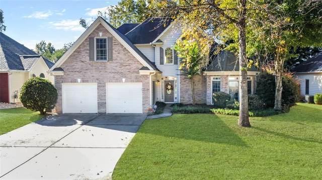 4196 Haynes Mill Court NW, Kennesaw, GA 30144 (MLS #6957099) :: Virtual Properties Realty