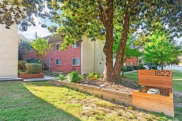 1822 N Rock Springs Road NE #7, Atlanta, GA 30324 (MLS #6957103) :: North Atlanta Home Team