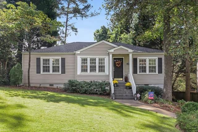 1369 Arnold Avenue, Atlanta, GA 30324 (MLS #6957111) :: Dawn & Amy Real Estate Team