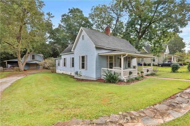 61 Strickland Street, Fairburn, GA 30213 (MLS #6957126) :: Lantern Real Estate Group