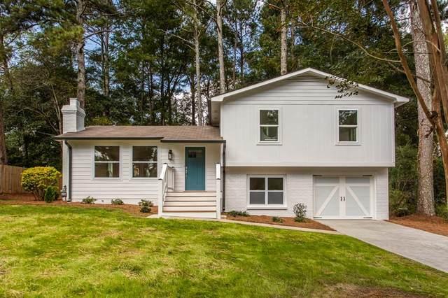 3018 Bay Berry Drive SW, Marietta, GA 30008 (MLS #6957130) :: Dillard and Company Realty Group