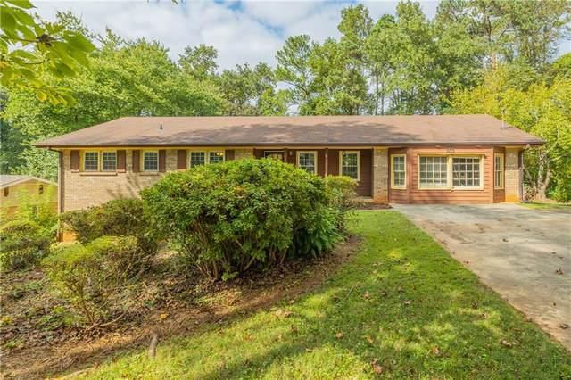 355 Royal Oaks Terrace, Stone Mountain, GA 30087 (MLS #6957146) :: Lantern Real Estate Group