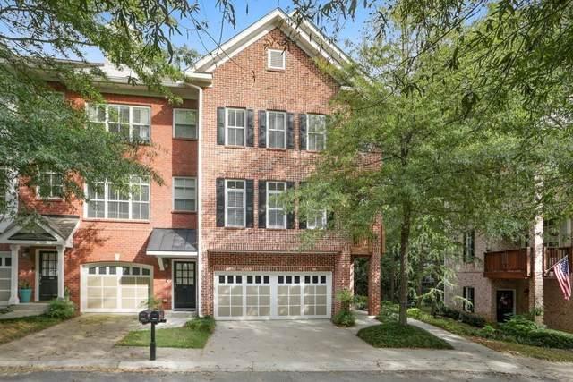 1066 Glenridge Place, Atlanta, GA 30342 (MLS #6957160) :: Maria Sims Group