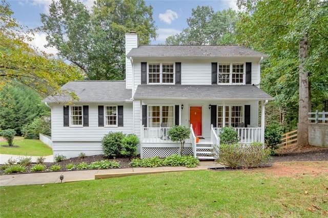 4748 N Mccoy Court, Marietta, GA 30066 (MLS #6957166) :: North Atlanta Home Team