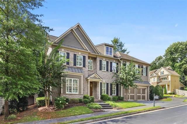 301 Valley Brook Way NE, Atlanta, GA 30342 (MLS #6957172) :: North Atlanta Home Team