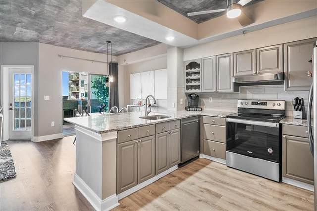 795 Hammond Drive #2206, Atlanta, GA 30328 (MLS #6957185) :: Virtual Properties Realty