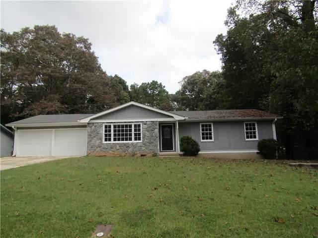 1240 Country Lane Drive NE, Conyers, GA 30012 (MLS #6957209) :: North Atlanta Home Team