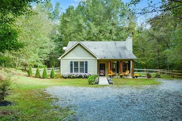 264 Northridge Road, Ball Ground, GA 30107 (MLS #6957223) :: Lantern Real Estate Group