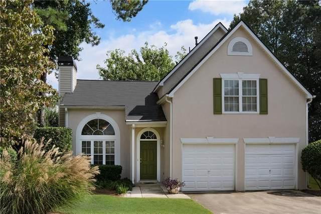 1137 Cayman Lane SW, Marietta, GA 30008 (MLS #6957225) :: Dillard and Company Realty Group