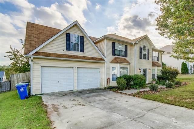 7613 Larkspur Street, Lithonia, GA 30058 (MLS #6957228) :: Lantern Real Estate Group