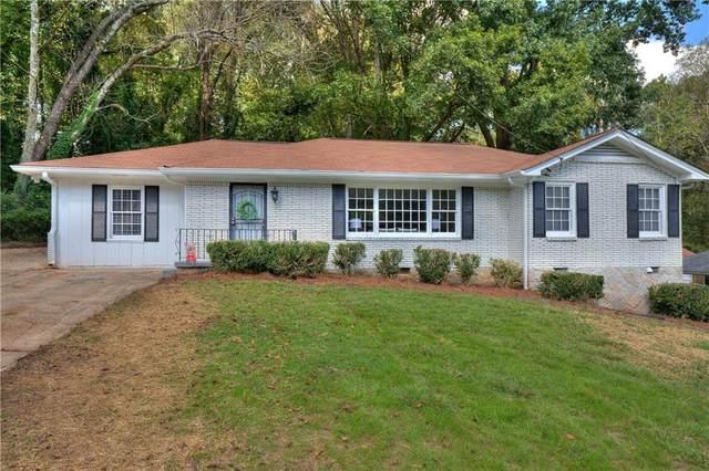 1850 Sandringham Drive SW, Atlanta, GA 30311 (MLS #6957242) :: Path & Post Real Estate