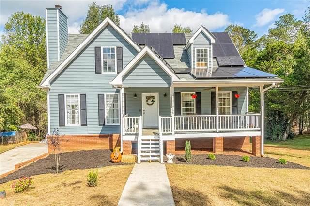 4489 Tiffany Lane, Loganville, GA 30052 (MLS #6957255) :: North Atlanta Home Team