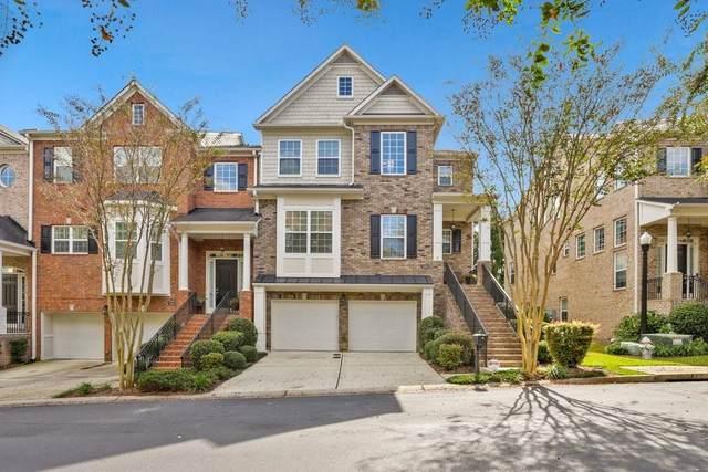 3062 Woodwalk Drive SE #12, Atlanta, GA 30339 (MLS #6957267) :: Path & Post Real Estate