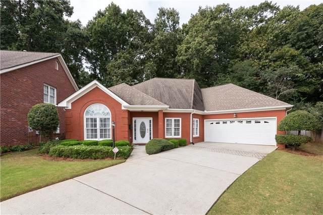 2345 Stockton Walk Lane, Snellville, GA 30078 (MLS #6957272) :: Path & Post Real Estate