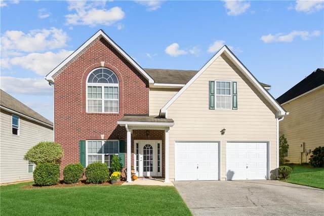 4055 Pointe Vecchio Circle, Cumming, GA 30040 (MLS #6957289) :: The Kroupa Team | Berkshire Hathaway HomeServices Georgia Properties