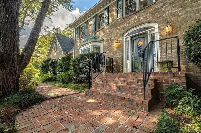 5438 Redstone Terrace, Dunwoody, GA 30338 (MLS #6957299) :: The Kroupa Team | Berkshire Hathaway HomeServices Georgia Properties